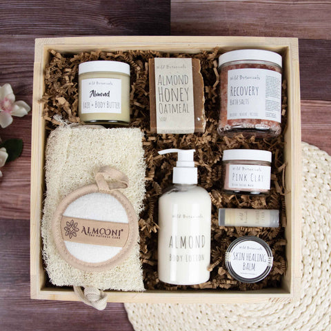 Spa Gift Crate For Women