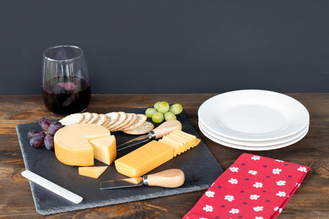 Wine & Cheese Gift Basket  BrilliantGifts.com