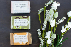 Hand Crafted Soap Gift | BrilliantGifts.com