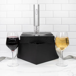 Wine Crate | BrilliantGifts.com