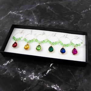 Wine Charm Gift | BrilliantGifts.com