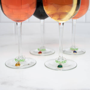 Personalized Wine Glasses | BrilliantGifts.com