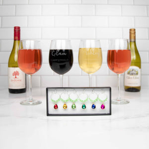 Personalized Wine Gift | BrilliantGifts.com