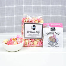Load image into Gallery viewer, Tasty Birthday Treats | BrilliantGifts.com