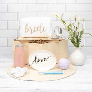 Bride Gift Box | BrilliantGifts.com