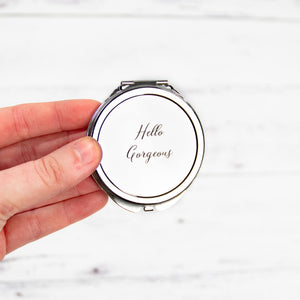 Personalized Mirror | BrilliantGifts.com