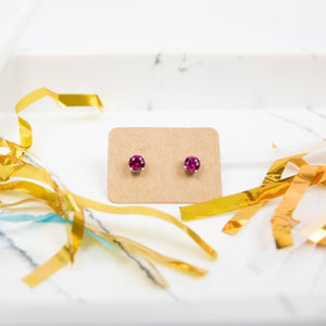 Birthstone Earrings | BrilliantGifts.com
