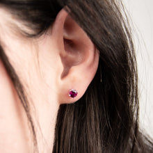 Load image into Gallery viewer, Birth Stone Earring | BrilliantGifts.com