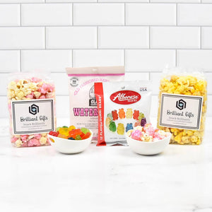 Snack Gift Box | BrilliantGifts.com