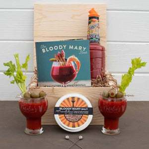 Bloody Mary Gift Box | BrilliantGifts.com