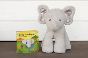 Elephant Baby Gift | BrilliantGifts.com