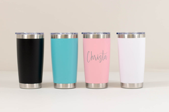 Engrave Insulated Tumbler