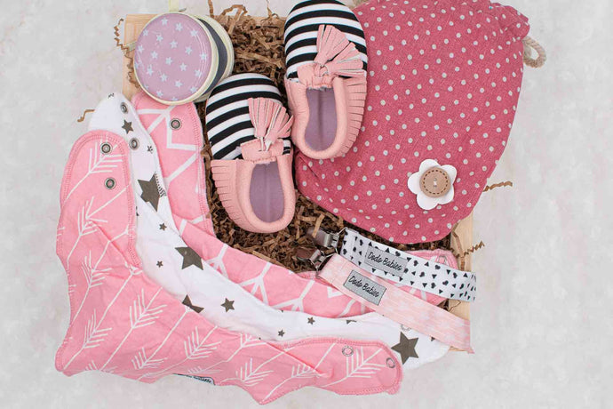 Baby Girl Gift Box | BrilliantGifts.com
