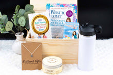 Load image into Gallery viewer, Pregnancy Gift Box | BrilliantGifts.com