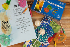 Pina Colada Gift Box | BrilliantGifts.com