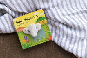 Elephant Baby Shower Gift | BrilliantGifts.com