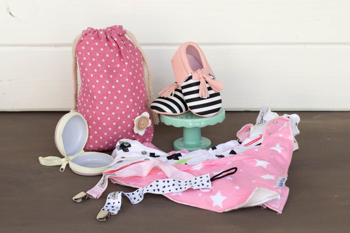 Pacify-Her (New Baby Girl Gift Box)