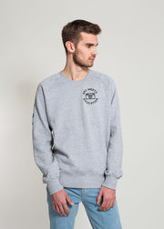"AME Unisex Sweater mit dem Motiv ""A Live in Colours"""