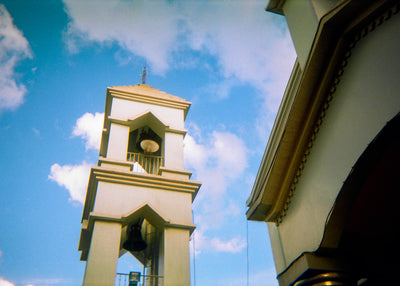 Jesus JR Pilalpil jr - Bell Tower - Print – Project Hidden Places