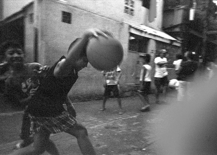 John Wesley C. Viloria Play With Me - Print - Street Photography