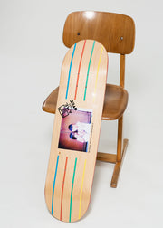 """Our Secret"" Aaliya - ""AME takes Over"" Skateboard Deck"