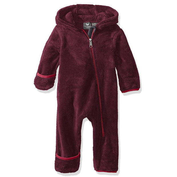 Cozy Fleece Onesie