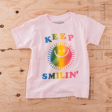 Keep Smilin' | Youth Tee