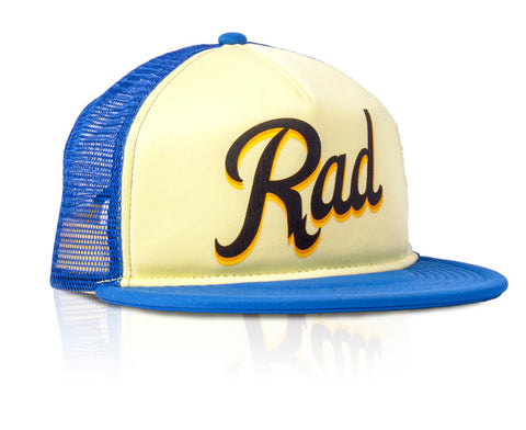 Rad - Trucker Hat - Red/White/Blue