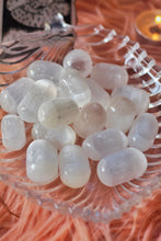 Load image into Gallery viewer, Selenite Tumble Stone | Selenite Crystal - 1 Piece
