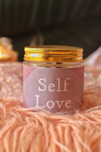 Load image into Gallery viewer, Self Love Scented Soy Candle - 100 Gm