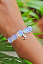 Load image into Gallery viewer, Opalite Crystal Rakhi