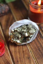 Load image into Gallery viewer, Pyrite Cluster - 319 Gram