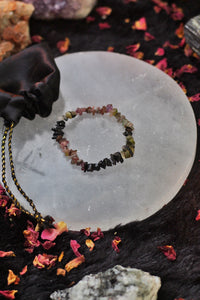 Multi Tourmaline Bracelet - 1 Piece