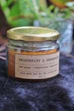 Load image into Gallery viewer, Prosperity & Abundance Candle - 200 Gm