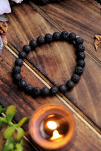 Load image into Gallery viewer, Lava Stone Bracelet