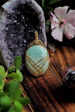 Load image into Gallery viewer, Amazonite Pendant