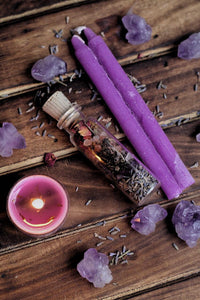 Dreams & Divination Intention Vial