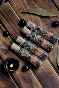 Protection Intention | Spell Vial