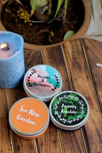 Load image into Gallery viewer, Crystal & Herb Candle Combo - Pack of 3 | 100 G Soy Candle