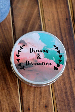 Dreams & Divination  - 100 g Soy Candle