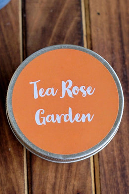 Tea Rose Garden - 100 g Soy Candle