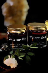 Watermelon Scented Candle - 80 Gm