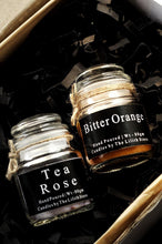 Load image into Gallery viewer, Tea Rose & Bitter Orange Scented Candle - 80 Gm