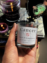 Load image into Gallery viewer, Cancer Zodiac Mini Candle - 60 Gm