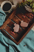 Load image into Gallery viewer, Rose Quartz Duck - Pack of 2