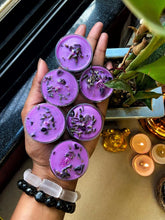 Load image into Gallery viewer, Lavender Scented Tea Light Candles - Lavender & Amethyst
