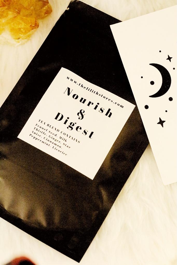 Nourish & Digest Tea Blend