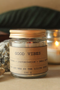 Good Vibes Ritual Candle