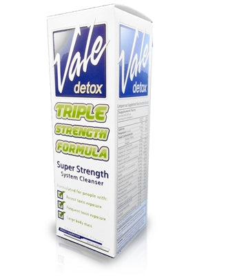 Vale Detox Triple Strength