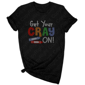 Get Your Cray-On
